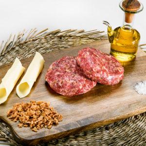 Burger La Caprichosa Potro de Navarra
